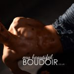 men fitness boudoir photography