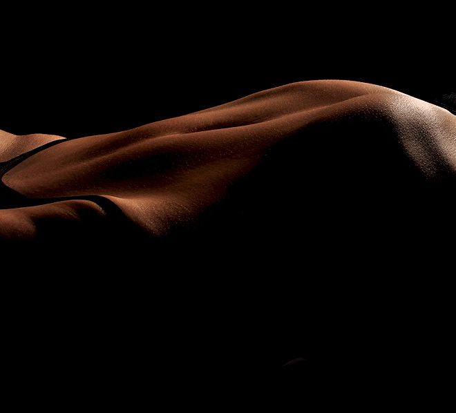 Art Nude Boudoir Photography Studio