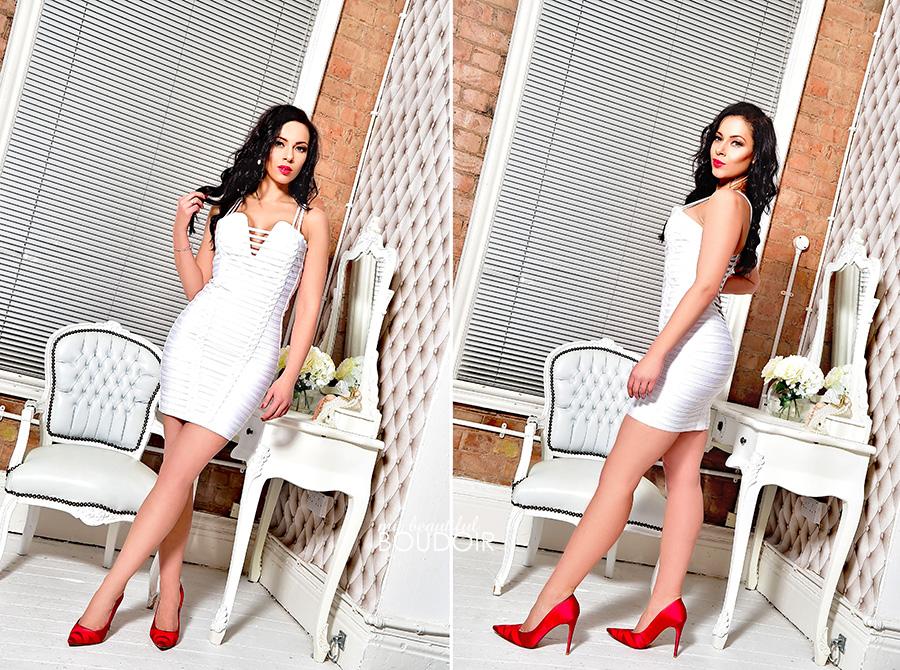 Bridal Boudoir Photography Studio